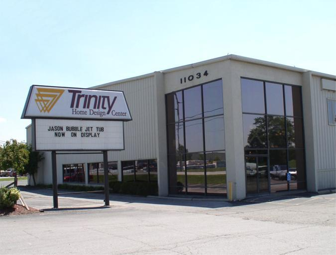 Trinity Home Design Center In New Haven Indiana Trinity